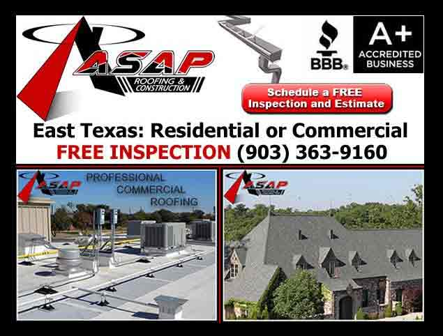 Home & Commercial Roofing Experts